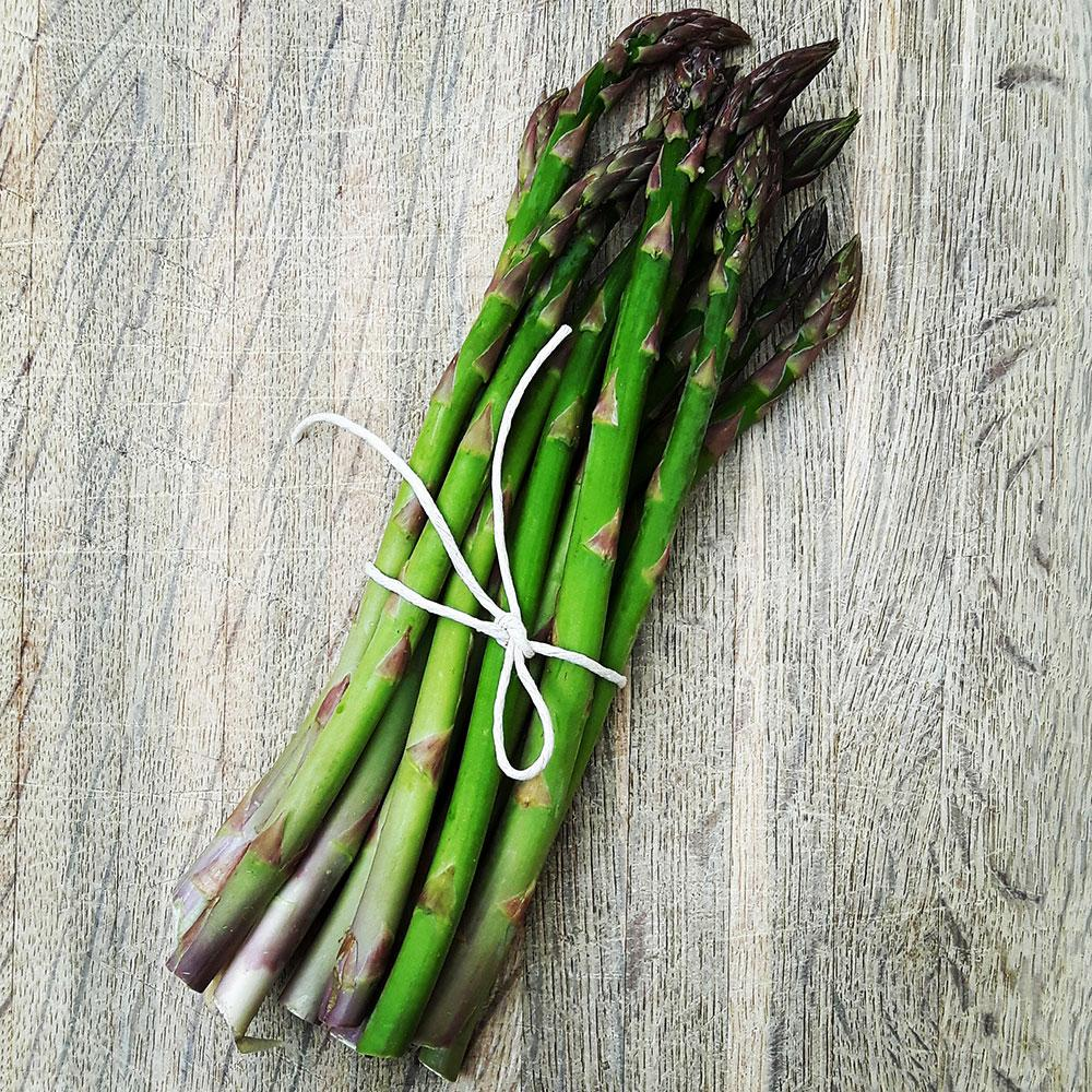 Hands up if you like Asparagus?
