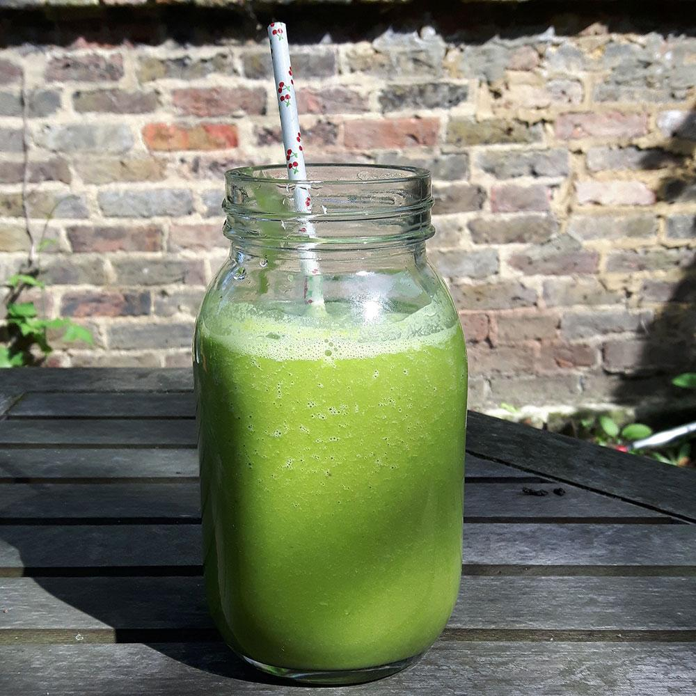 Recipe – Green Juice